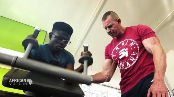 South Africa's bodybuilding powerhouse - CNN Video