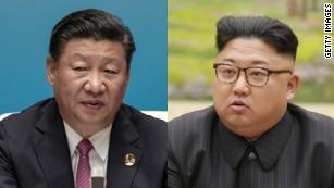 North Korea says China's Xi wants to boost ties