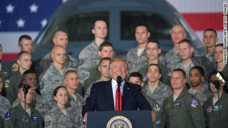 Collinson: Trump has repeatedly politicized military service and sacrifice