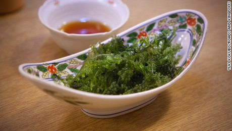 The Land of Immortals: How and what Japan's oldest population eats