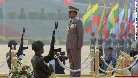 Myanmar's military: The power Aung San Suu Kyi can't control