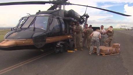 FEMA stresses it's not leaving Puerto Rico