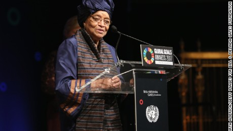 Why Africa owes a debt of gratitude to Ellen Johnson Sirleaf