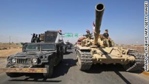 Iraq seizes disputed city from Kurdish control