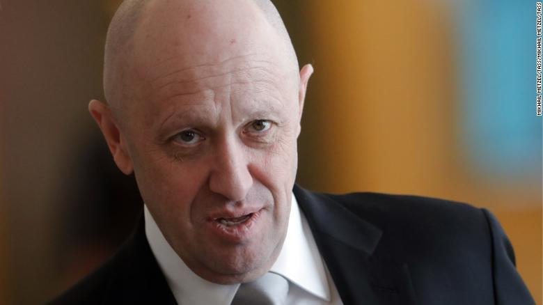 "Yevgeny Prigozhin is so close to the Kremlin that he is known as President Vladimir Putin's ""chef."""