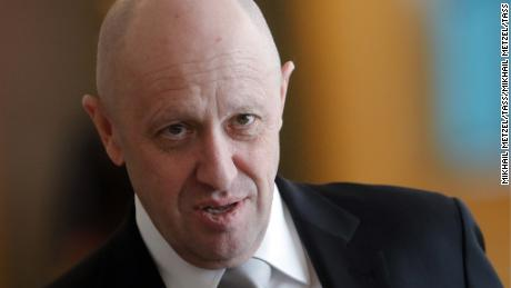 Yevgeny Prigozhin, in Moscow in 2017, funded the 2016 IRA trolling.