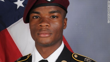 Missing soldier found nearly a mile from Niger ambush, officials say