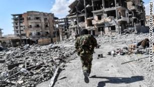 Turkey sees betrayal as US backs Syrian Kurds