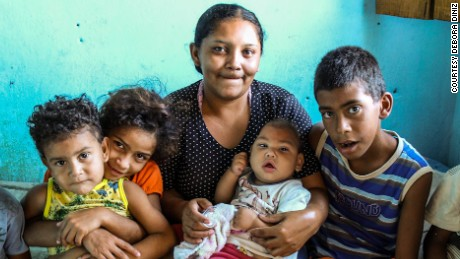 The forgotten mothers and babies of Zika