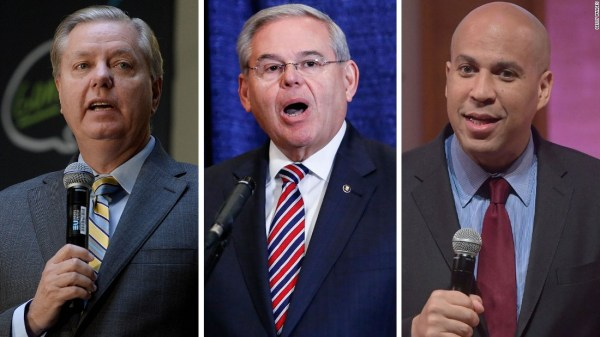 Booker, Graham come to Menendez's defense - CNNPolitics
