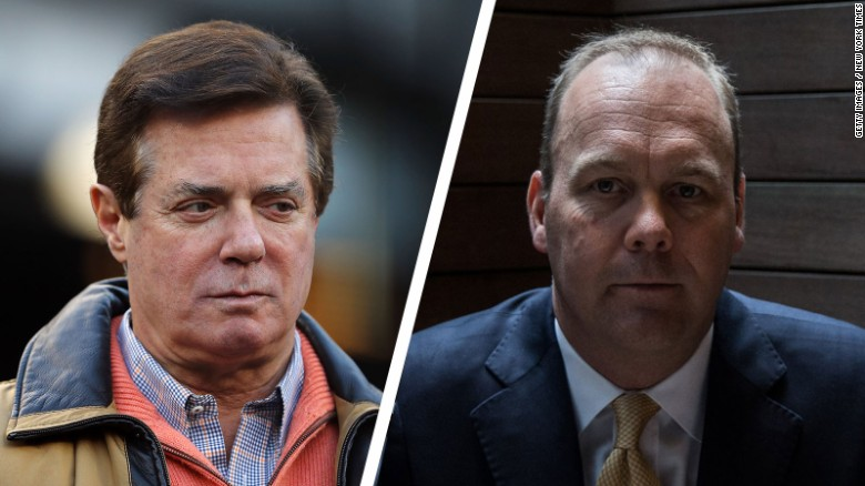 Manafort, Gates charged with conspiracy against US