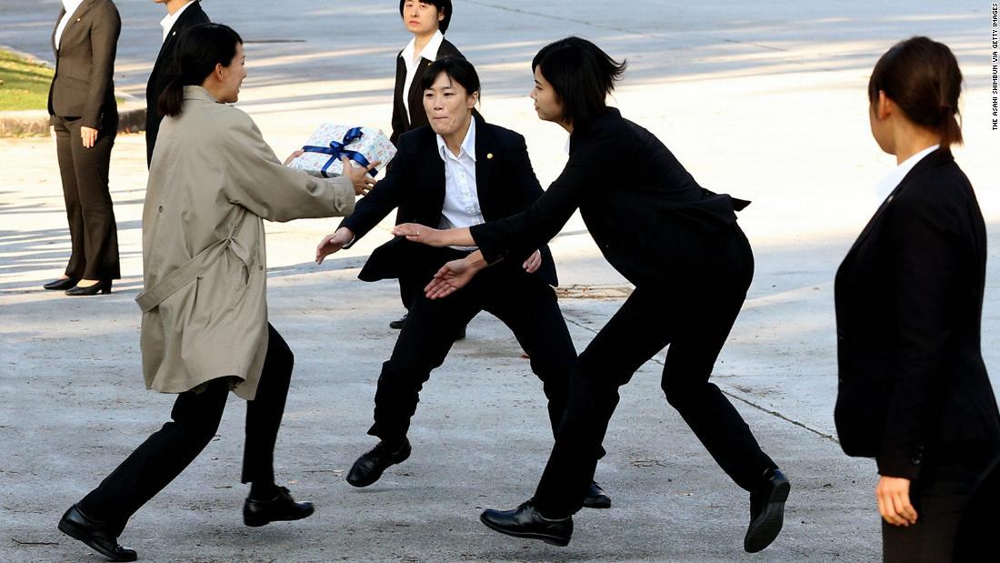 Bodyguard Services Japan