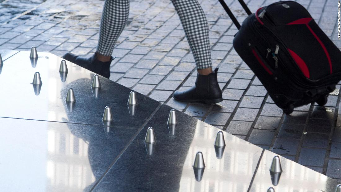 Hostile architecture is a form of urban design that aims to prevent people from lingering in public spaces. The anti-homeless spikes here, for example, were installed to deter beggars and those sleeping rough.