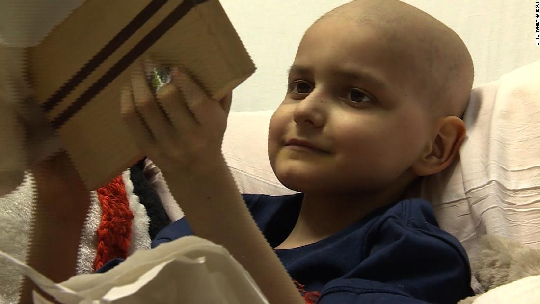 Dying 9 Year Old Boy Gets An Early Christmas CNN Video