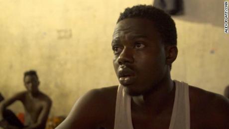 Nigerian migrant: 'I was sold'