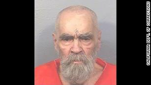 "This image of infamous inmate Charles Manson was issued in August 2017. Manson, the cult leader whose followers committed heinous murders almost a half century ago, <a href=""http://edition.cnn.com/2017/11/20/us/charles-manson-dead/index.html"" target=""_blank"">died Sunday</a>, November 19, of natural causes, according to the California Department of Corrections. He was 83."