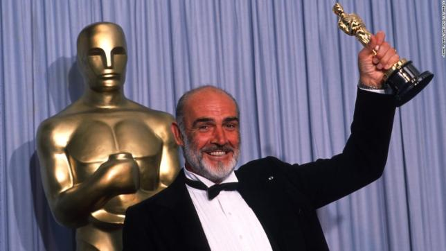 Sean Connery no Oscar