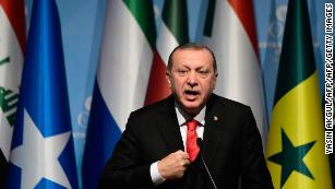 Erdogan defies Trump, says Turkey has own embassy plans for Jerusalem