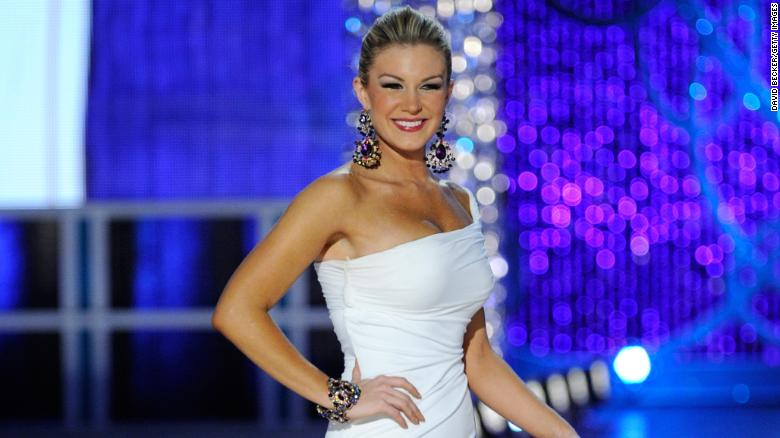 """Some of the emails focused on Mallory Hagan -- seen in this photo from January 12, 2013 -- who told CNN the emails made her feel """"validated"""" because they proved her earlier complaints."""