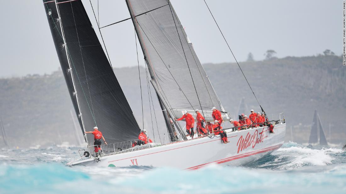 2017 Sydney Hobart Yacht Race