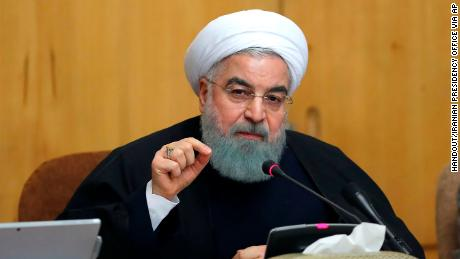 Iran's Rouhani says Trump 'failed' to kill off nuclear deal