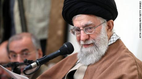 Iran's Supreme Leader: No war or talks with US over sanctions