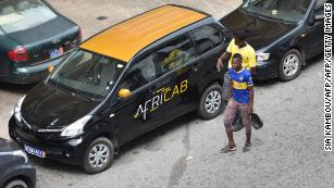 Local taxi app services such as Africab will compete with Uber.