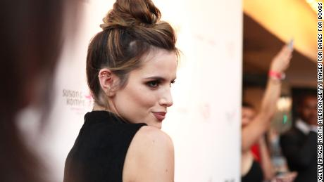 Bella Thorne says she's actually pansexual, not bisexual