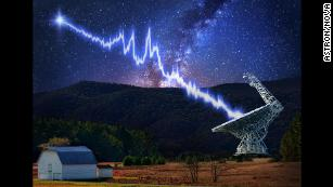 What's sending mysterious repeating fast radio bursts in space?