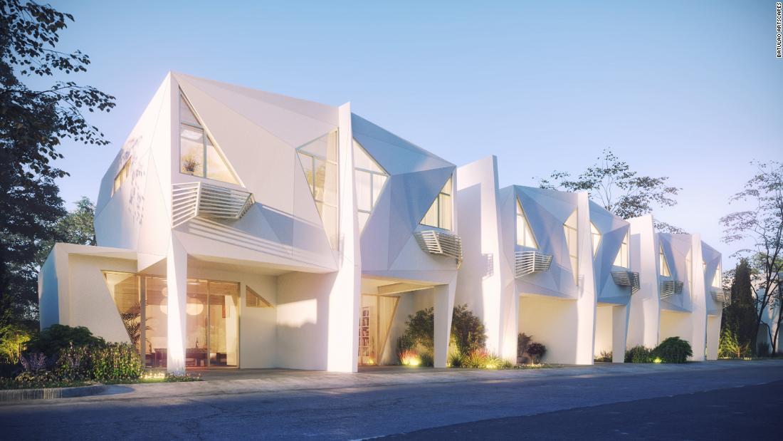 Philippines Prefab Village Designed By Starchitects CNN