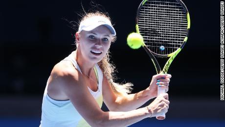Caroline Wozniacki จะออกจากตำแหน่งหลังจบ Australian Open