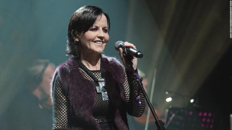 "<a href=""http://www.cnn.com/2018/01/15/entertainment/dolores-o-riordan-cranberries-singer-dies-intl/index.html"" target=""_blank"">Dolores O'Riordan</a>, lead singer of the Irish band The Cranberries, died in London on January 15, according to a statement from her publicist. She was 46. No details were immediately given on the cause of her death. The Cranberries rose to global fame in the mid-1990s with a string of hits, including ""Linger,"" ""Zombie"" and ""Dreams."" The group has sold more than 40 million albums worldwide."