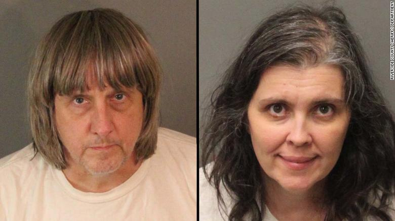 Turpin family: parents deny torturing children