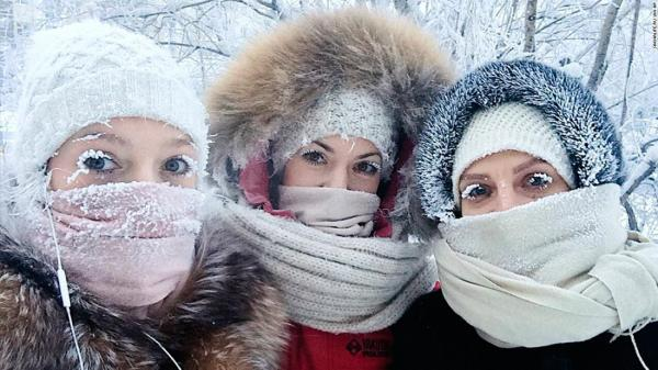 Siberia is so cold right now that eyelashes are freezing - CNN