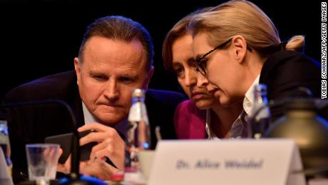 Germany has a far-right enemy within