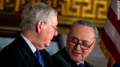 Senate approves plan to end shutdown, reopen government