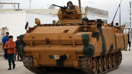 Turkish attack in northern Syria threatens to ignite broader conflict