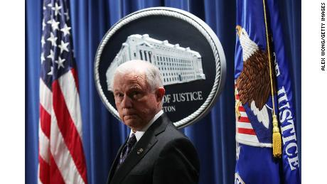 Sessions tests limits of immigration powers with asylum moves