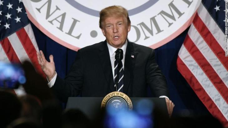 Trump to establish National Vetting Center focused on travelers, immigrants to US