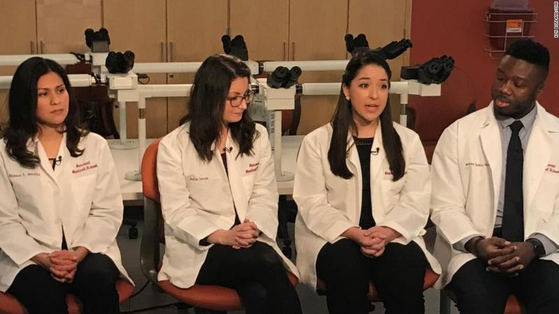 Image result for Success for Harvard medical students in DACA could mean their parents are deported
