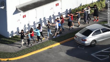 Multiple deaths in Florida school shooting