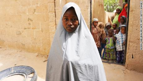 Parents in Nigeria are wondering whether the government can keep their schoolgirls safe