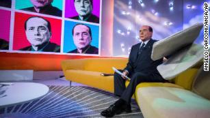 Berlusconi: Di fronte a una nuova crisi, gli italiani si rivolgono a un vecchio cavallo di battaglia