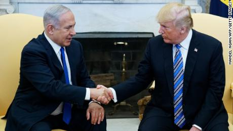 Trump organizes Netanyahu just two weeks before the elections in Israel