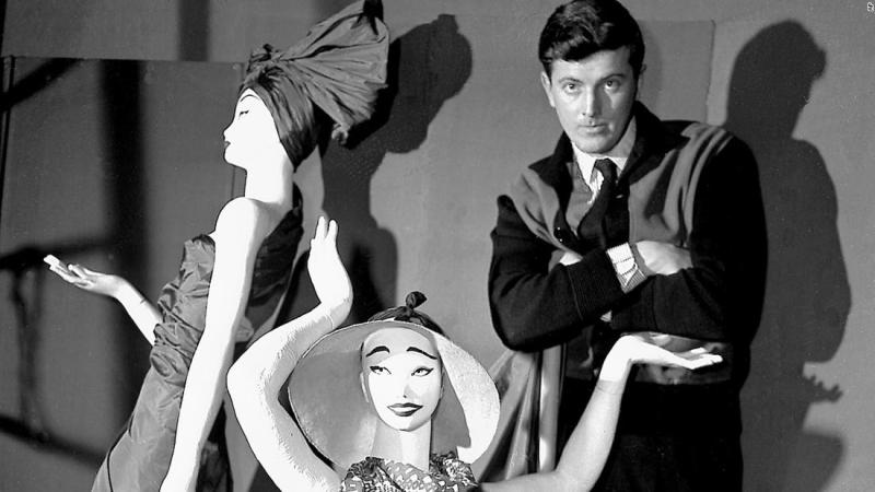 "Fashion designer <a href=""https://www.cnn.com/style/article/givenchy-dies-intl/index.html"" target=""_blank"">Hubert de Givenchy</a>, a pioneer in high-end ready-to-wear who was famous for styling Audrey Hepburn's little black dress in ""Breakfast at Tiffany's,"" died at the age of 91, the House of Givenchy confirmed on March 12."