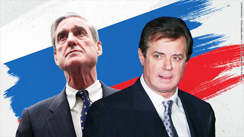 Giuliani: Mueller accused Manafort of lying