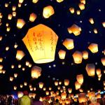 At Pingxi Lantern Festival Wishes Light Up The Taiwan Sky Cnn Travel