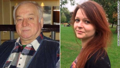 UK intel: Russia tested nerve agent on door handles before Skripal attack