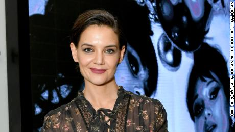 Katie Holmes shared a rare photo of daughter Suri in honor of her birthday