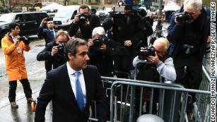 READ: Ex-Trump lawyer Michael Cohen's plea deal